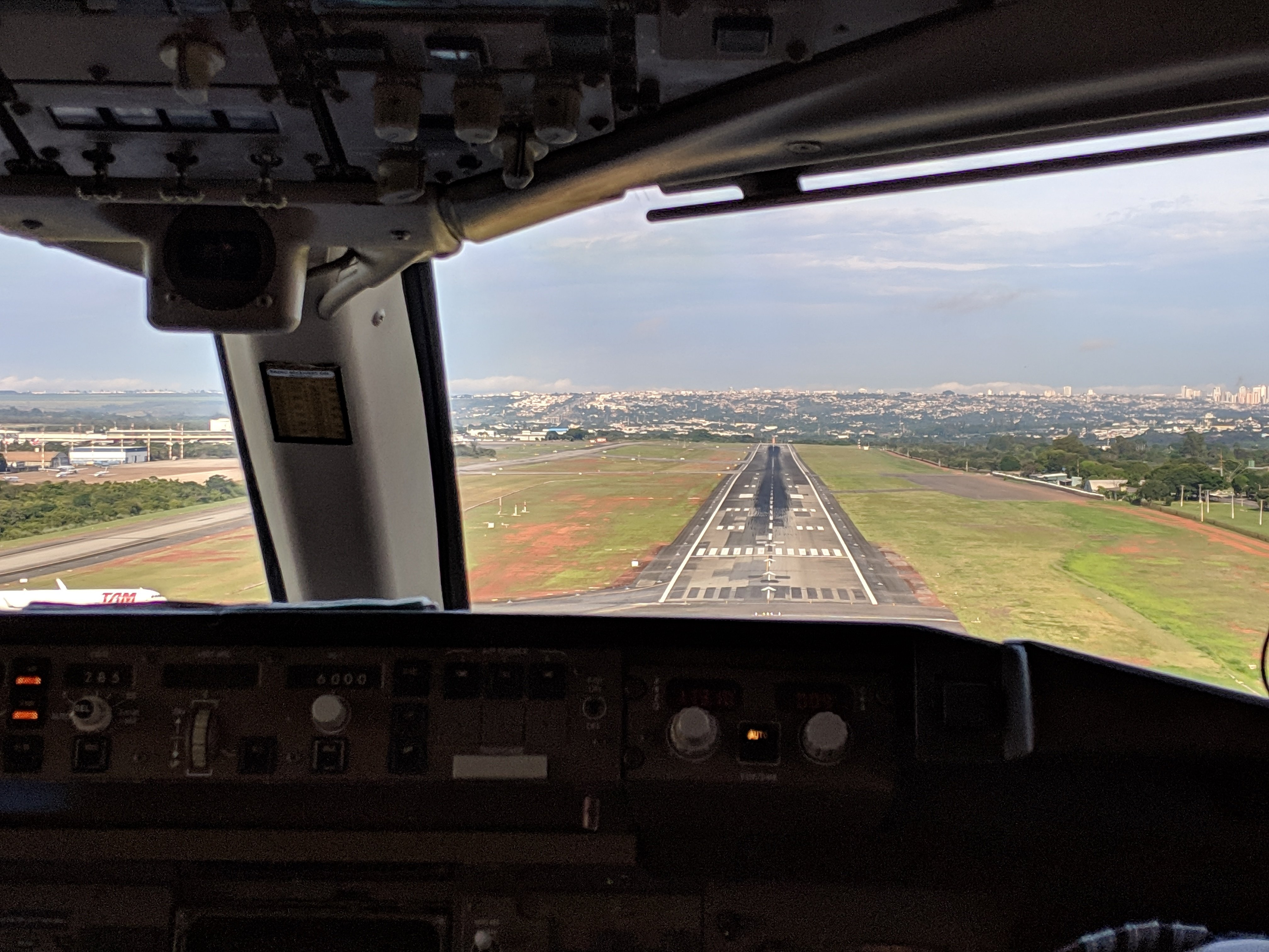 Flying Stabilized Approaches