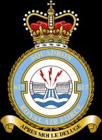 RAF 617 Squadron - Marham